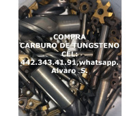 COMPRA DE CARBURO DE TUNGSTENO EN GUAYMAS