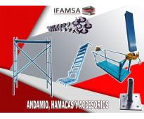 ANDAMIOS DE ENTREGA INMEDIATA SUC. IFAMSA PUEBLA