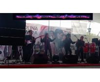 CUERNAVACA-GRUPO MUSICAL VERSATIL *LOS PELIGROSOS DE TONY BATACA*