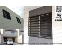Regio Protectores - Instal en Fracc:Cerradas Magenta 1992