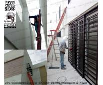 Regio Protectores - Instal en Fracc:Samsara 2000