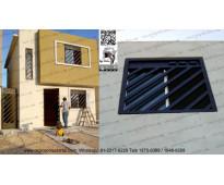 Regio Protectores - Protectores instalados en Los Agaves