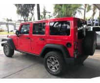 Jeep. Rubicon