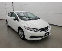 HONDA CIVIC 2O15