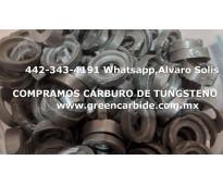 COMPRA DE CARBURO DE TUNGSTENO EN LEON