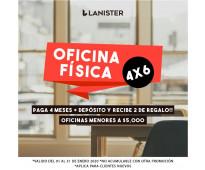 OFICINAS EQUIPADAS CON  SERVICIO EN PROMO POR  INICIO DE AÑO