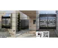 Regio Protectores - Instal en Fracc:Puertas del Pasillo 01259
