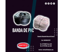 BANDA DE PVC FLEXIBLE