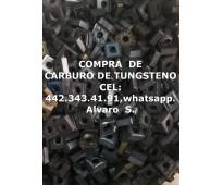 COMPRA DE CARBURO EN IRAPUATO