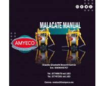 MALACATE MANUAL DE 500 KG