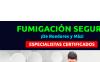 Fumigación profesional de cucarachas, chinches y más plagas, garantizado.