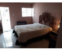Habitación amueblada baño cochera internet 2,700 mensual Puebla