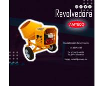 REVOLVEDORA CIPSA MAXI 10 CON MOTOR HONDA 9 HP