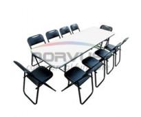 Venta de sillas y mesas para eventos