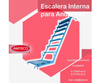 ESCALERA INTERNA AMYECO