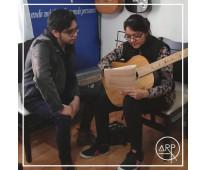 Academia de Música ARP. Clases de Guitarra.