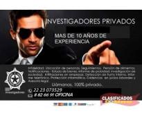 Investigador privado Puebla