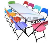 Venta de sillas y mesas banqueteras infantiles