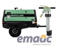 Compresor Sullair 185