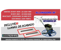 ALLANADORA DE 36