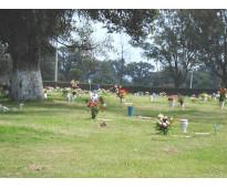 Paquete dúplex con 2 ataúdes Valle de los Ángeles San Juan Secc 5 MCMC