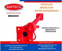 PUNTAL METÁLICO AMYECO