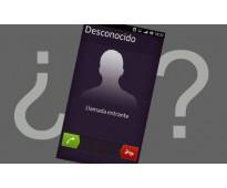 Investigadores telefonicos en San Jose del Cabo, Baja California Sur