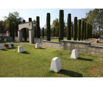 Cementerio Los Cipreses Lote 4 gavetas Jardín Los Sauces Secc 3 PMR
