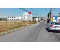 Terreno 5,236 m2 Rancho Moratilla frente a planta VW Puebla