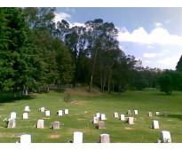 Parque Memorial $ 37,000 fosa 4 gavetas con 4 servicios
