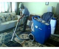 sanitizado y lavado de alfombras colchones salas aplicacion de teflon en Anzures