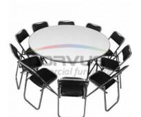 Mesas y sillas para alquilar y ganar dinero