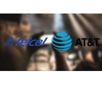 INTERVENCIONES TELEFÓNICAS TELCEL ATT
