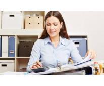 Empresa contrata personal como: ARCHIVISTA.
