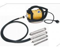 Vibrador de hormigón portátil eléctrico DINGO