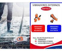 Vibradores Externos Eléctricos