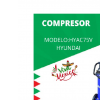 Compresor Hyundai Hyac75v Equiconstructor