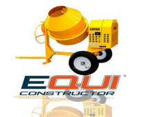 Revolvedora de concreto cipsa maxi 20 equiconstructor