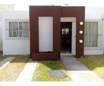 Hermosa Casa amueblada de 2 habitaciones con aire acondicionado