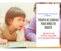 Dificultades del habla, lenguaje y aprendizaje - Fonoaudiologia