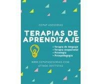 Terapias de Aprendizaje a Domicilio en Bogota
