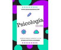 Consultorio de Psicología Infantil en San Antonio, Norte