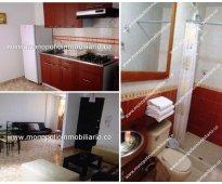 apartamentos amoblados para alquilar en laureles cod. 1054