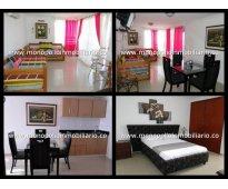apartamentos amoblados para alquilar en cartagena cod. 1055