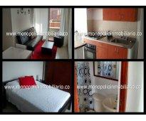 apartamento amoblado para la renta en los colores cod. 1030