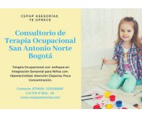 Terapia Para Niños con enfoque en Integración Sensorial