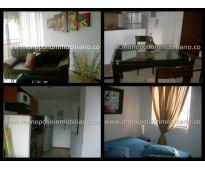 rento apartamento amoblado en el poblado cod. 620