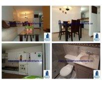 alquiler apartamento amoblado en poblado cod. 356