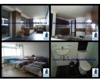 rento apartamento amoblado en el centro de la  ciudad cod: 382