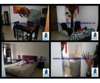 rento apartamento amoblado en el sabaneta cód. 410